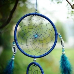 Agarra Sueño Tradicional Azul 3