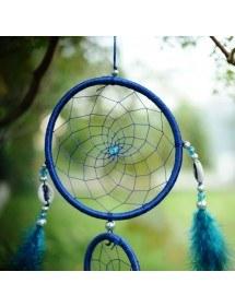 Fängt Traum Traditionellen Blau 3