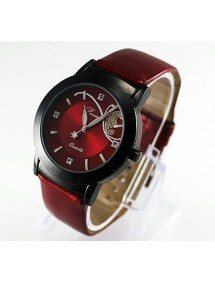 Orologio Donna - Bloody Mary - Ecopelle - Rosso