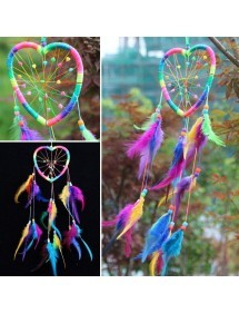 Catch A Dream - Heart - Rainbow - Multicolor 4