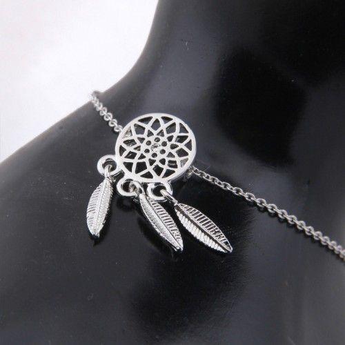 Bracelet Grabs Dream Premium Silver Color