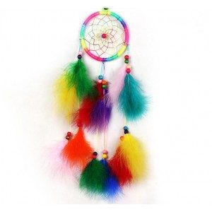 Catch Dream - Traditional - 1 - Circles- Multicolor