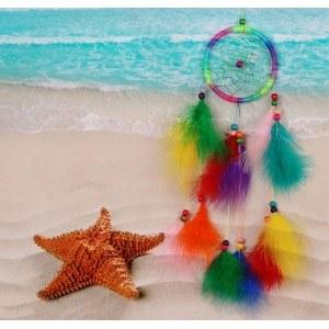 Captura De Sueño - Tradicional - 1 - Círculos - Multicolor 2