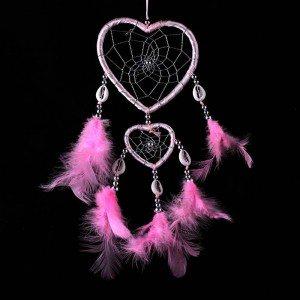 Fängt Traum - Herz - V2 - Pink