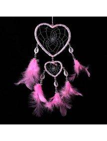 Prašau Svajonė - Širdies - V2 - Rožinė