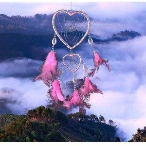 Catch A Dream - Heart - V2 - Pink 2