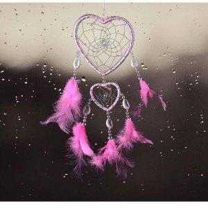 Catch A Dream - Heart - V2 - Rose 3