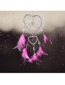 Улов Мечтата На - Сърцето - V2 - Розово 3