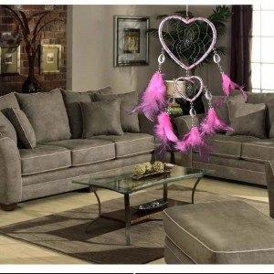 Fånga En Dröm - Hjärta - V2 - 4 Rosa
