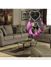 Catch A Dream - Heart - V2 - Pink 4