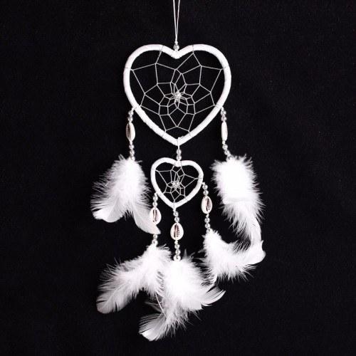 Fängt Traum - Herz - V2 - Weiß