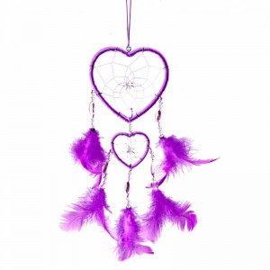 Catch A Dream - Heart - V2 - Purple