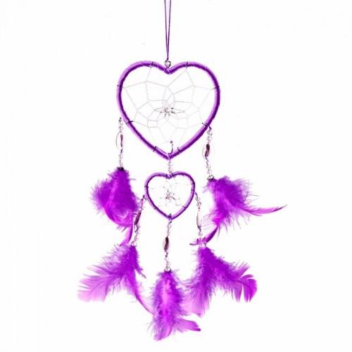 Fängt Traum - Herz - V2 - Violett