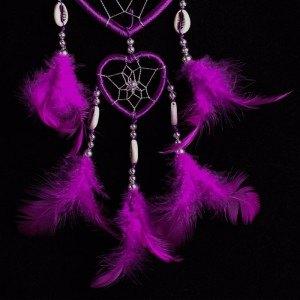 Catch A Dream - Heart - V2 - Purple 2