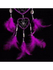 Attrape Rêve - Coeur - V2 - Violet 2