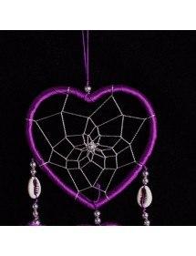 Attrape Rêve - Coeur - V2 - Violet 3