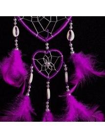 Attrape Rêve - Coeur - V2 - Violet 4
