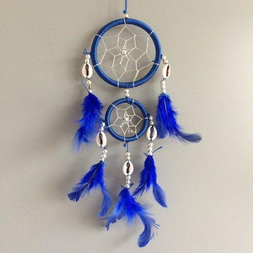 Captura De Sueño - Tradicional - 2 - Círculos - V3 - Azul Oscuro