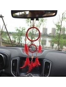 Captura De Sueño - Tradicional - 2 - Círculos - V3 - Rojo 2
