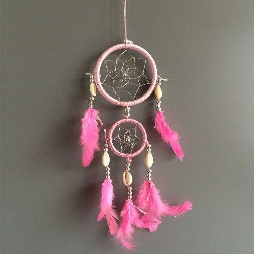 Captura De Sueño - Tradicional - 2 - Círculos - V3 - Rosa Claro