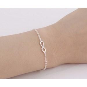 Bracelet - Infinity - Simply - Silver 2