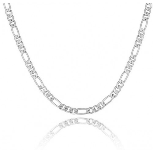 Necklace Man Chain Fine Silver