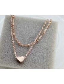 La cadena de Tobillo - Pequeño Corazón de Oro 2
