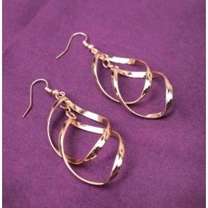Earrings Design Gold Color