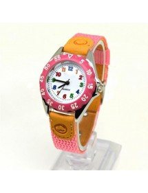 Montre Enfant Fille - Simply - Rose