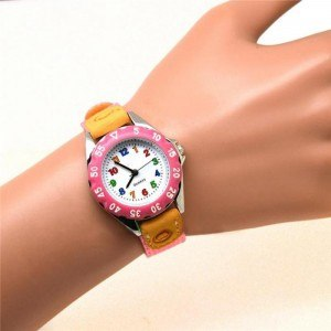 Watch Child Girl - Simply - Pink