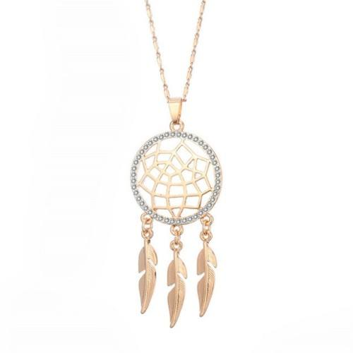 Necklace - Catch Dream Premium V2 - Golden