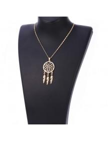 Necklace - Catch Dream Premium V2 - Gold