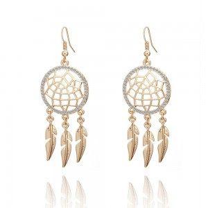 Earrings - Catch Dream Premium V2 - Gold