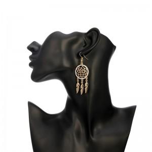 Earrings - Catch Dream Premium V2 - Golden