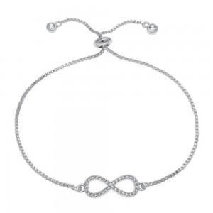 Bracelet - Infini Premium V3 - Argenté