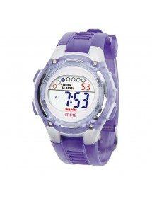 Watch Child Boy - Digital - Waterproof - Purple
