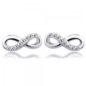 Earrings - Infini Simply - Silver