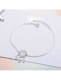 Bracelet - Catch Dream Premium V2 - Silver