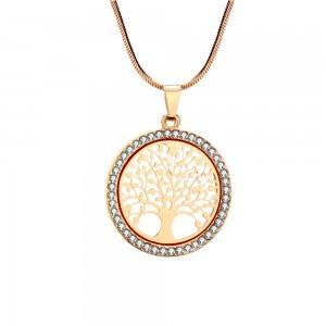 Colar - Árvore da Vida - Premium V3 - Ouro