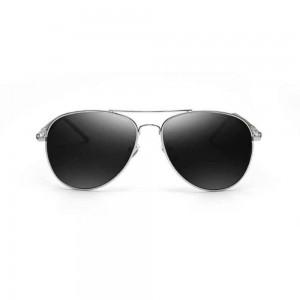 Слънчеви Очила Мъжки Стил Авиаторски 4