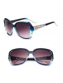 Gafas De Sol Mujer - Vintage - Azul