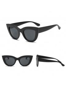 Occhiali Da Sole Donna Occhio Del Gatto - Occhio Di Gatto - Nero 3