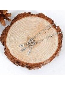 Bracelet Attrape Rêve Premium Couleur Argent 2