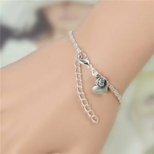 Bracelet infinity bead