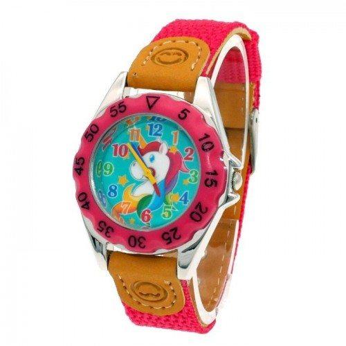 Orologio Bambino Ragazza Unicorno V2 Rosa