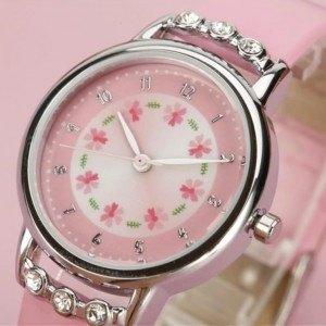 Watch Child Little Girl Princess Pink 2