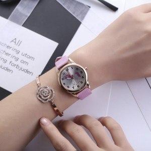 Reloj Niño, Niña Unicornio V1 Rosa