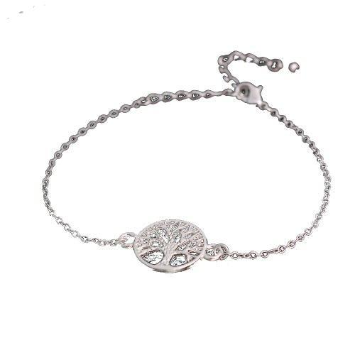 Bracelet Arbre De Vie Simply Argenté
