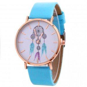 Montre Femme Attrape Rêve White Dream V3 Bleu Vert Turquoise