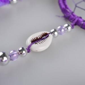 Agarra Sueño Tradicionales Púrpura 3